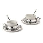 Chinelli Чайный набор на 2 персоны 2207700
