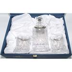 Chinelli Набор для виски на 2 персоны в кожаном кейсе 2005701