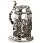 """Artina SKS Кружка для пива """"Гейдельберг"""" h17см, 0,5л. 10959 (олово 95%)"""
