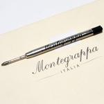 Montegrappa Стержень шариковый черный IA00RFTC