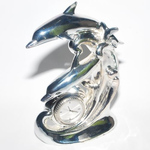 """Larms Часы настольные """"Дельфин"""" 17840"""