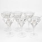 International Gift Набор бокалов для мартини 6 шт. 843/133