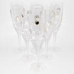 International Gift Набор фужеров для шампанского 6 шт. 850/18