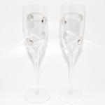 International Gift Набор фужеров для шампанского 2 шт. 850/19