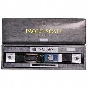 Paolo Scali Мужской ремень PS 102-12