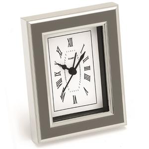 "Chinelli Часы в рамке ""Tortora Epoxy"" 2112900"