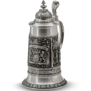"Artina SKS Кружка для пива ""Бавария"" 60201 (олово 95%)"