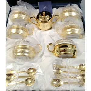 Chinelli Чайный набор на 6 персон 6069001