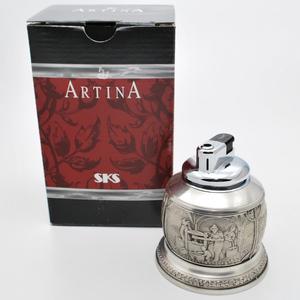 Artina SKS Зажигалка 60286 (олово 95%)