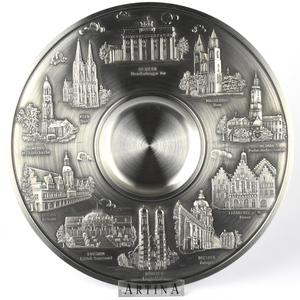 Artina SKS Тарелка декоративная 10068 (олово 95%)
