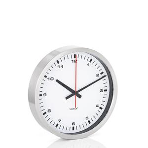 Blomus Часы настенные белые, диаметр 30см. 63210