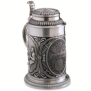 "Artina SKS Кружка для пива ""Австрия"" 10944 (олово 95%)"