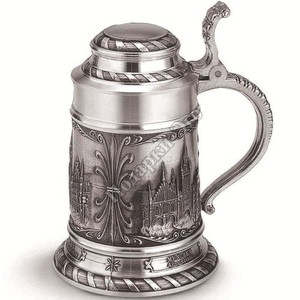 "Artina SKS Кружка для пива ""Мюнхен"" 13660А (олово 95%)"