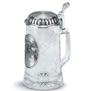 """Artina SKS Кружка для пива """"Рыбак"""" 93390 (олово 95%)"""