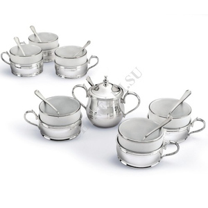 Chinelli Кофейный набор на 6 персон 2033300