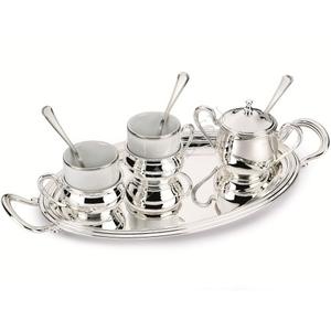 Chinelli Кофейный набор на 2 персоны 2549