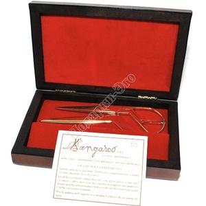 Kangaroo Набор: ножницы и нож для бумаги арт.2093