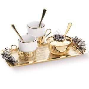 Chinelli Кофейный набор на 2 персоны 6053006