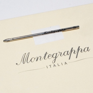Montegrappa Стержень шариковый мини синий IA00BSSC