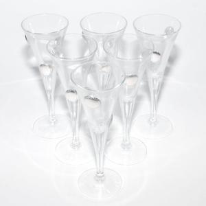 International Gift Набор фужеров для шампанского 6 шт. 850/17