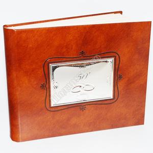 International Gift Фотоальбом в кожаном переплете 4412/4003-50