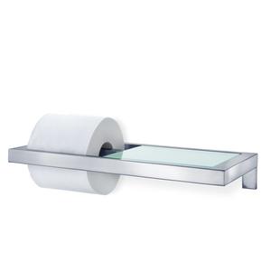 Blomus Держатель для туалетной бумаги с полочкой Menoto 68831