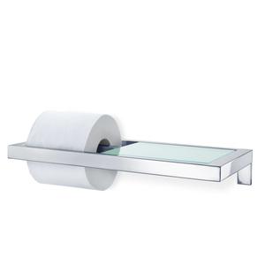 Blomus Держатель для туалетной бумаги с полочкой Menoto 68832